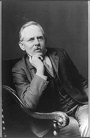 Author photo. 1904  photograph (LoC Prints and Photographs, LC-USZ62-5511)