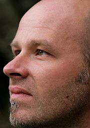 Author photo. Kai Meyer in 2006 [credit: Sinharat69 from Wikimedia Commons]
