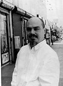 """Author photo. Courtesy of <a href=""""http://www.serpentstail.com"""">Serpent's Tail Press</a>"""