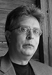 Author photo. Thomas Ligotti