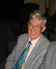 Author photo. Egbert Brieskorn. Photo by Gert-Martin Greuel.