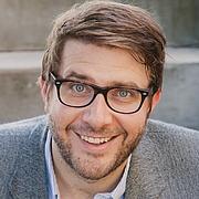 Author photo. Jonathan Auxier