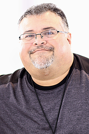 """Author photo. Author Xavier Garza at the 2018 Texas Book Festival, Austin, Texas, United States By Larry D. Moore - Own work, CC BY-SA 4.0, <a href=""""https://commons.wikimedia.org/w/index.php?curid=73933429"""" rel=""""nofollow"""" target=""""_top"""">https://commons.wikimedia.org/w/index.php?curid=73933429</a>"""