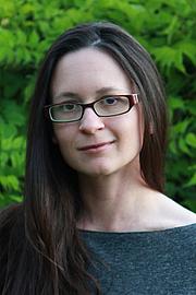 Author photo. photo by Caroline Yoachim