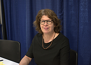 "Author photo. 2018 National Book Festival By Avery Jensen - Own work, CC BY-SA 4.0, <a href=""https://commons.wikimedia.org/w/index.php?curid=72641762"" rel=""nofollow"" target=""_top"">https://commons.wikimedia.org/w/index.php?curid=72641762</a>"