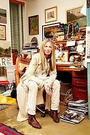Author photo. Mary Randolph Carter
