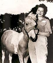 Author photo. Misty of Chincoteague Foundation