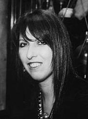 Author photo. (c) Kate Eshelby, 2007, courtesy of Pan Macmillan