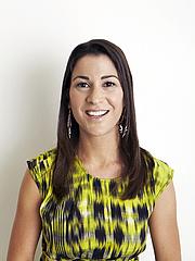 Author photo. Carla Caruso