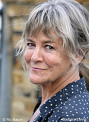 Author photo. Ewing Barbara - Photo by Ric Bacon