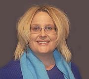 Author photo. Profile photo from author's blog