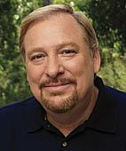 Författarporträtt. Rick Warren