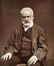 Författarporträtt. Photograph by Étienne Carjat (1876)