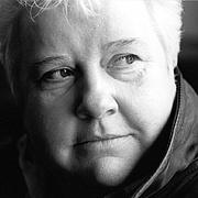 Författarporträtt. Mimsy Moller / literature.britishcouncil.org