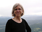 """Author photo. On Brownsville Rock, Mount Ascutney, Vermont By Heidi Parker - Own work, CC BY-SA 4.0, <a href=""""https://commons.wikimedia.org/w/index.php?curid=52816452"""" rel=""""nofollow"""" target=""""_top"""">https://commons.wikimedia.org/w/index.php?curid=52816452</a>"""