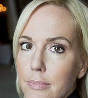 Author photo. Camilla Grebe