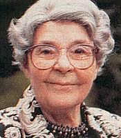 Författarporträtt. Ellis Peters (Edith Pargeter), 1913-1995