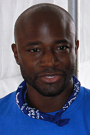 """Author photo. Actor Taye Diggs at the 2015 Texas Book Festival. By Larry D. Moore, CC BY-SA 4.0, <a href=""""https://commons.wikimedia.org/w/index.php?curid=44373832"""" rel=""""nofollow"""" target=""""_top"""">https://commons.wikimedia.org/w/index.php?curid=44373832</a>"""