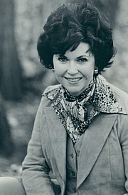 "Author photo. In 1977. By Photo by Joan Bingham - ebay.com, front of photo, back of photo, Public Domain, <a href=""https://commons.wikimedia.org/w/index.php?curid=27809317"" rel=""nofollow"" target=""_top"">https://commons.wikimedia.org/w/index.php?curid=27809317</a>"