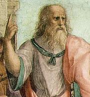 Författarporträtt. http://commons.wikimedia.org/wiki/File:Plato-raphael.jpg