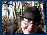 "Author photo. Laurel L. Russwurm author photo from ""Inconstant Moon"""