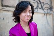 Author photo. Dina Debbas