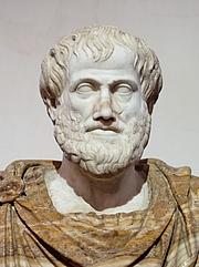 Författarporträtt. Roman copy after a Greek bronze original from 330 BC, <br>Palazzo Altemps, Rome, Italy<br> (Credit: Marie Lan-Nguyen, 2006)