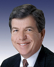 Author photo. Wikimedia Commons (Official Congressional Portrait)