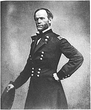 "Author photo. Source: ""Captains of the Civil War,"" <br>by William Wood (New Haven, 1921) <br>(Project Gutenberg)"