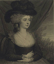 """Author photo. Engraving by Charles Turner, published 1840<br>Courtesy of the <a href=""""http://digitalgallery.nypl.org/nypldigital/id?483273"""">NYPL Digital Gallery</a><br>(image use requires permission from the New York Public Library)"""