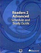 Readers 2 Advanced Schedule/Study Guide by…