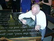 Author photo. Hermann Zapf 2007/By Lovibond[CC BY-SA 2.5], via Wikimedia Commons