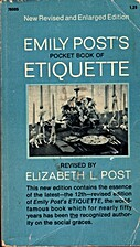 Emily Post's Pocket Book of Etiquette by…