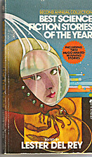 Best Science Fiction Stories of the Year…