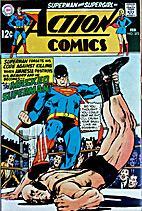 Action Comics [1938] #372 by Otto Oscar…