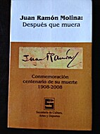 Despues que Muera by Juan Ramon Molina