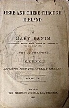Here & There Through Ireland by M. E. Banim