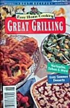 Easy Home Cooking: Great Grilling by Louis…
