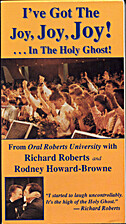 Baptism of Joy by Oral Roberts