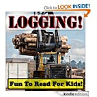 Logging! Big Log Equipment Doing Hard Work!…