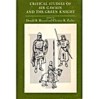 Critical Studies of Sir Gawain and the Green…