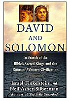 David and Solomon : in search of the Bible's…
