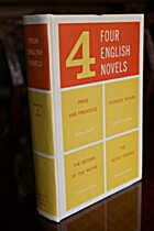 Four English Novels by J.B. Priestley