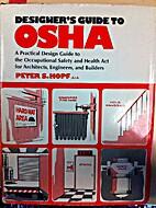 Designer's guide to OSHA; a design…