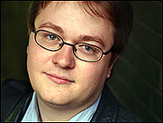 Author photo. Johann Hari
