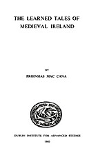 The learned tales of medieval Ireland by…