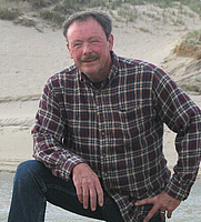 Author photo. Author, Jerry M. Hay