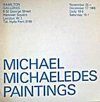 Michael Michaeledes Paintings