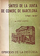 Síntesi de la Junta de Comerç de Barcelona…