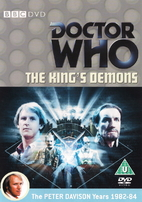 Doctor Who: The King's Demons [DVD] by Tony…